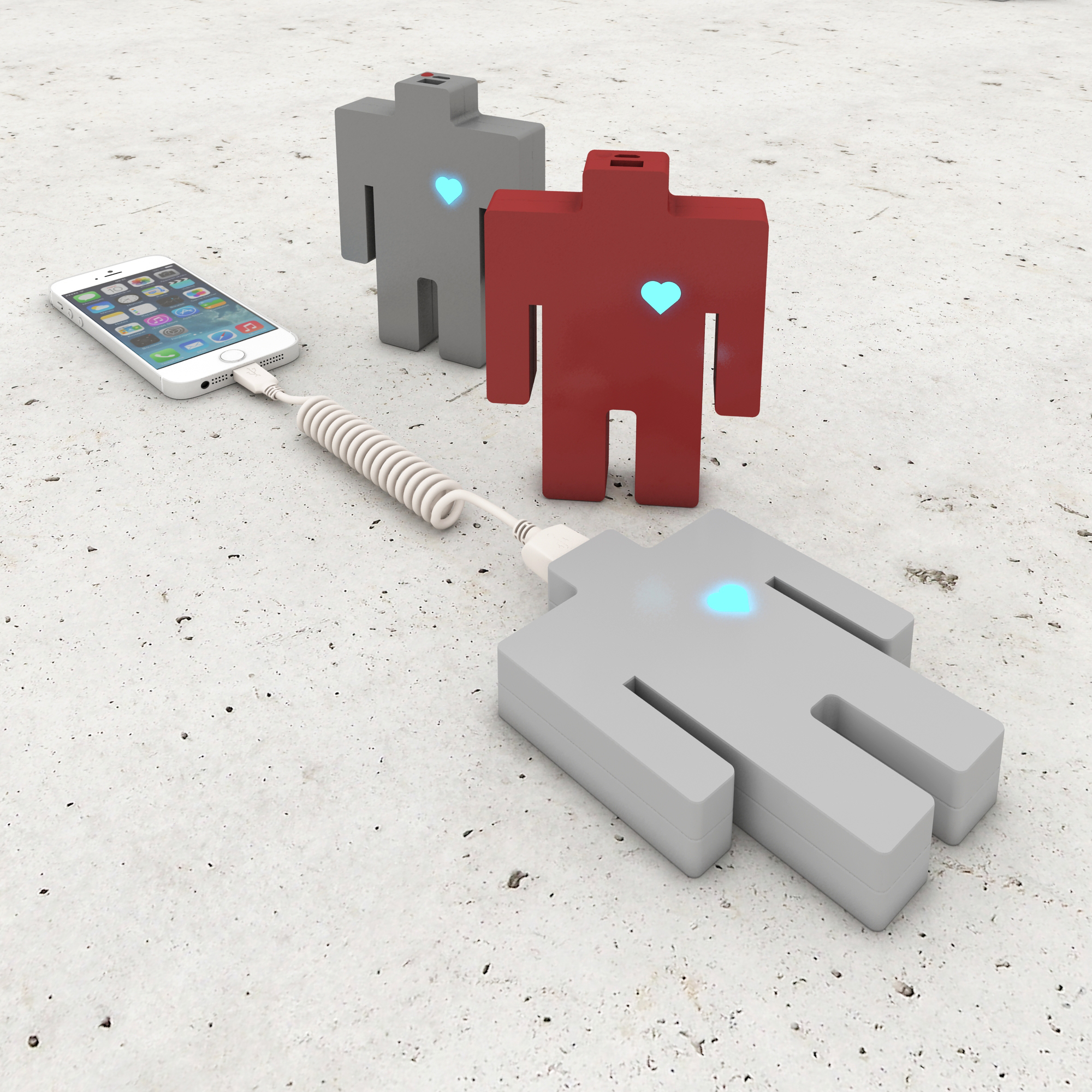 Robot Rock 01